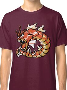 Red Gyarados Retro Classic T-Shirt