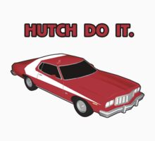Hutch Do It Red Text. by pvcLunacy