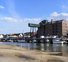 WELLS NEXT THE SEA by picturesfrary