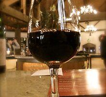 Long Island Vineyard by Michael Franzone