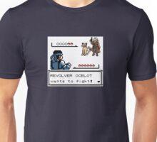 Metal Gear Pokemon - Revolver Ocelot Unisex T-Shirt