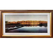 Thirlmere Lakes - in the early 1970s Photographic Print