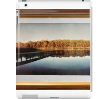 Thirlmere Lakes - in the early 1970s iPad Case/Skin