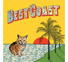 Best Coast (crazy for u cover) Photographic Print