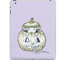 Peekaboo Halloween Mouse iPad Case/Skin