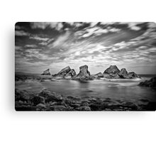 Mupe Bay Canvas Print