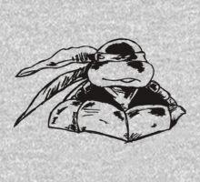 Raphael Standing Guard One Piece - Long Sleeve