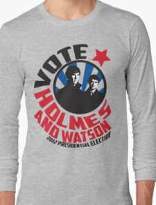 Vote British (2) Long Sleeve T-Shirt