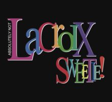 Lacroix Sweetie! by Ged J