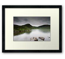 Loch Skeen, Near Moffat Water, Dumfries and Galloway, Scotland Framed Print