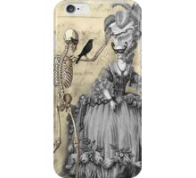 Halloween Masquerade Ball iPhone Case/Skin