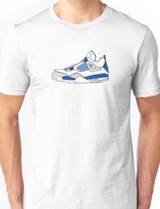 J4 Military Blue Ver 2 Unisex T-Shirt