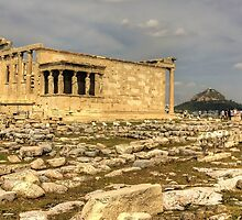 The Erechtheum by Tom Gomez