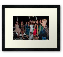The Best Women Framed Print