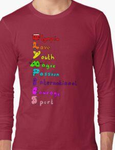 Olympic T-shirt Long Sleeve T-Shirt