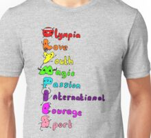 Olympic T-shirt Unisex T-Shirt