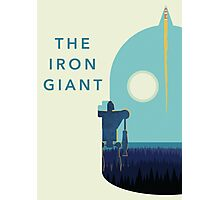 The Iron Giant Photographic Print