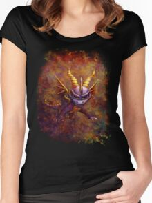 Spyro Women's Fitted Scoop T-Shirt