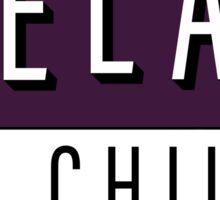 Relay & Chill Sticker