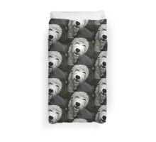 Old English Sheep Dog 2 Duvet Cover