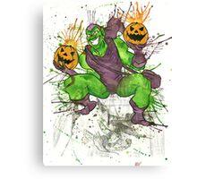 Green Goblin Canvas Print
