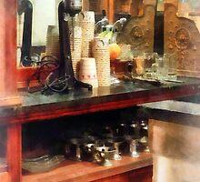 Ice Cream Parlor by Susan Savad