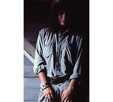 Kristi in Shadow Photographic Print