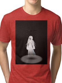 haunted marionette Tri-blend T-Shirt