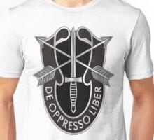 de oppresso liber Unisex T-Shirt