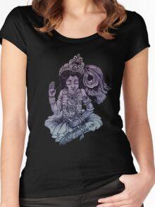 Krishna Women's Fitted Scoop T-Shirt
