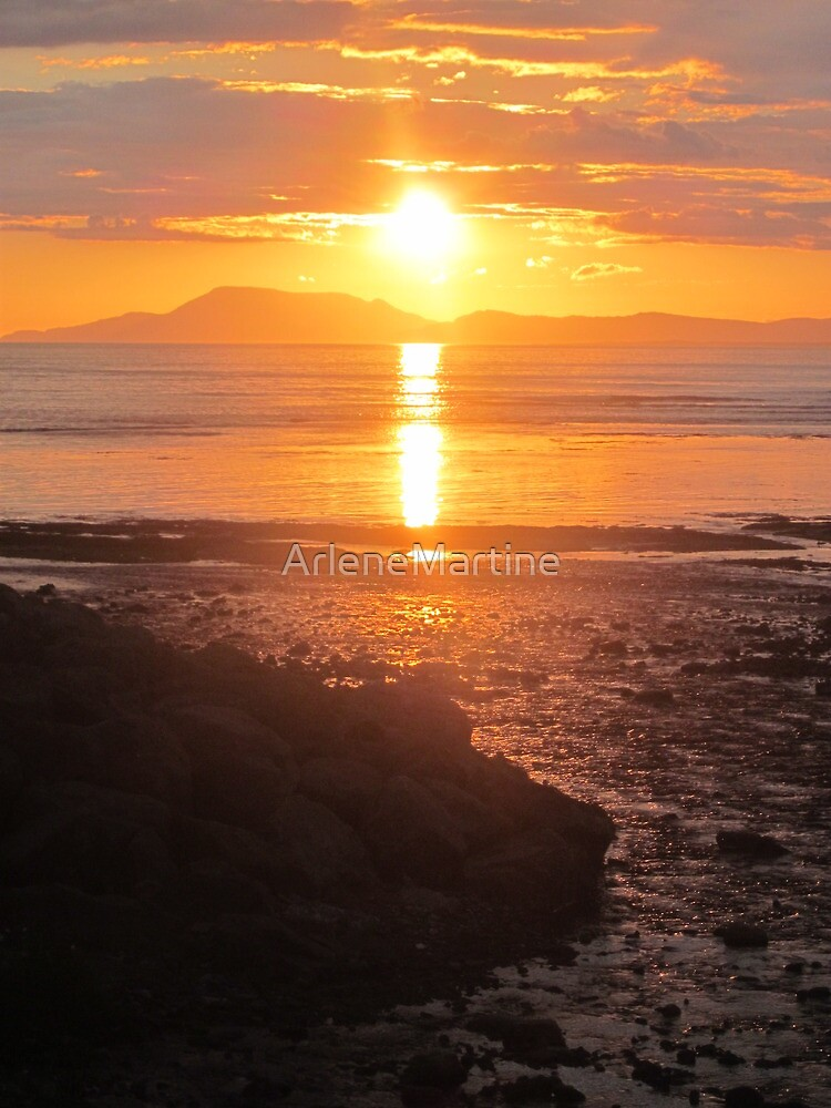 A Donegal Sunset 1, July 2012 by ArleneMartine
