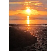 A Donegal Sunset 1, July 2012 Photographic Print