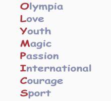 Olympics 2 Kids Tee