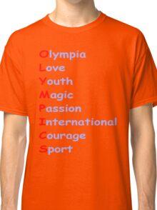 Olympics 2 Classic T-Shirt