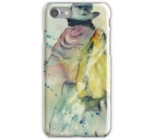 Woman Walking iPhone Case/Skin