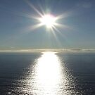 Sea Sunset  by Sookiesooker