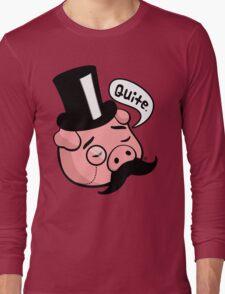 Top Pig Long Sleeve T-Shirt