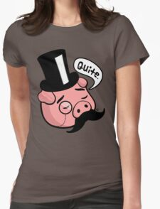 Top Pig Womens Fitted T-Shirt