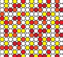 Red Pennies Sticker