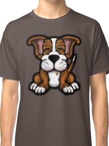 Puppy Cartoon Dog  Classic T-Shirt