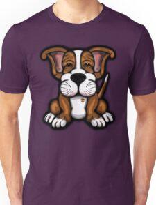 Puppy Cartoon Dog  Unisex T-Shirt