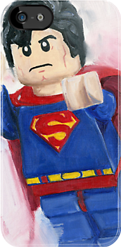 Superman by Deborah Cauchi