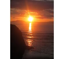 Donegal Sunset 8 Photographic Print