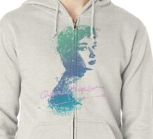 My Fair Lady Zipped Hoodie
