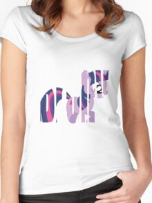 Brony Women's Fitted Scoop T-Shirt