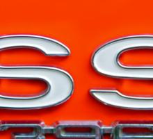 Chevy Super Sport 396 Sticker