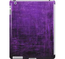 PURPLE WALL iPad Case/Skin