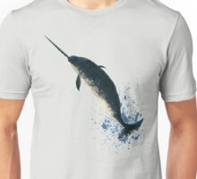 Jackson the Narwhal Unisex T-Shirt