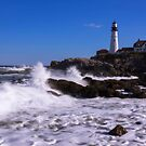 Portland Head Light I by Chad Dutson