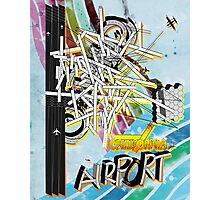 california airport Photographic Print